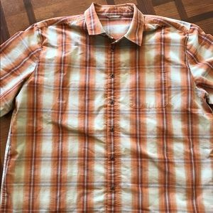 5.11 Tactical Other - Plaid Short Sleeve Tactical Button Down