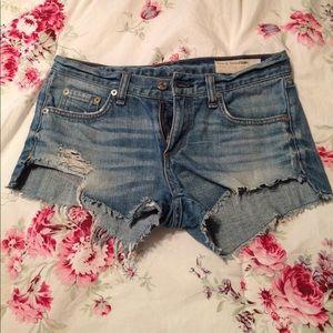 rag & bone Pants - Rag and bone shorts