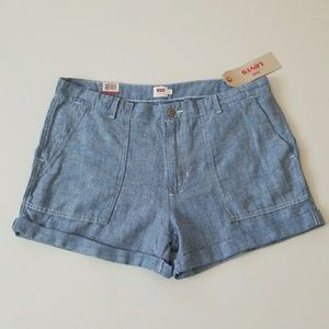 Levi's Pants - NWT Levi' s Lightweight Denim Hello Summer Shorts