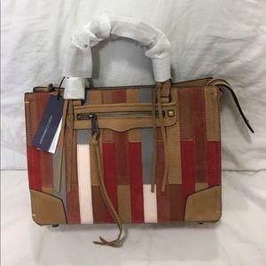 Rebecca Minkoff Handbags - Rebecca Minkoff Patchwork Regan Satchel Tote
