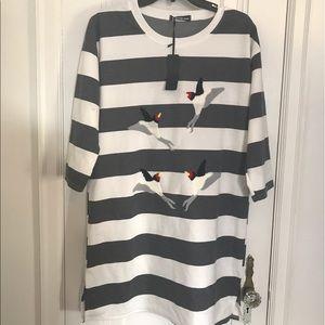 KKUU Raven tunic/dress