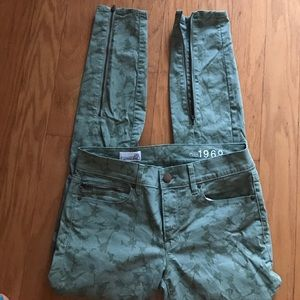 Gap leggins jean