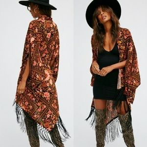 Spell & The Gypsy Collective Other - NWT Spell and the gypsy X Free People kimono