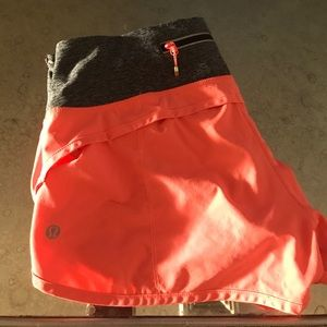 Lululemon Coral Speeds