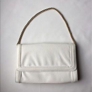 Loft white handbag