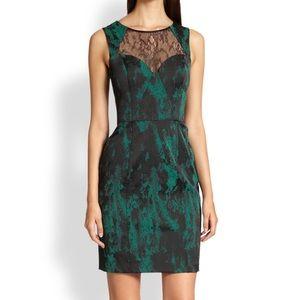 Aidan Mattox Dresses & Skirts - Aidan Mattox Jacquard Cocktail Dress