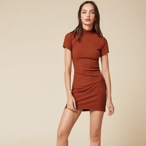 Reformation Jamie dress sz small