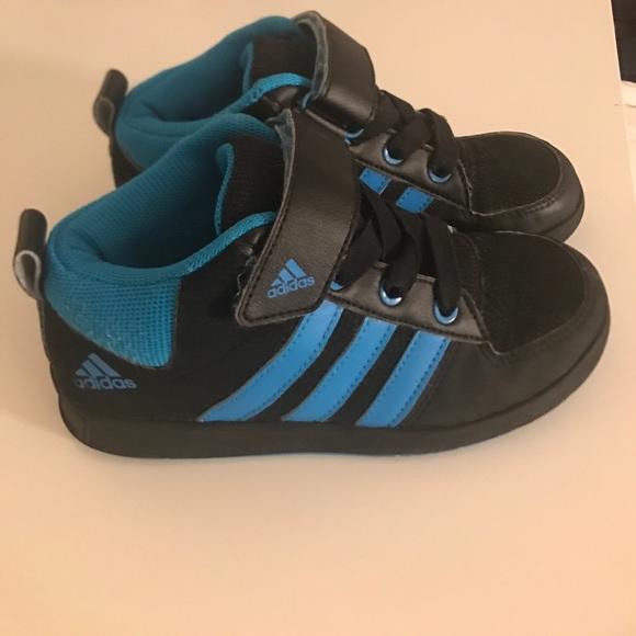 adidas boys shoes size 13
