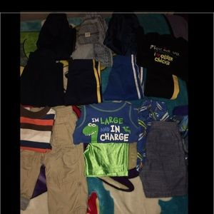 Other - 14 Piece Lot of Toddler Boy Clothes