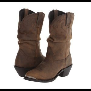 Durango Shoes - Slouch cowgirl boots