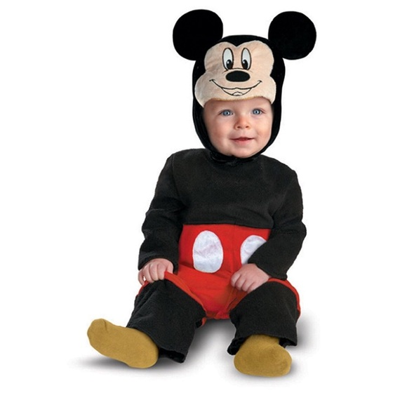 Mickey Mouse Halloween Costume by Disney Baby  sc 1 st  Poshmark & Disney Costumes | Mickey Mouse Halloween Costume By Baby | Poshmark