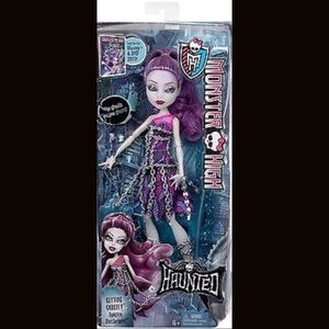 monster high Other - Monster High Getting Ghostly Spectra Vondergeist