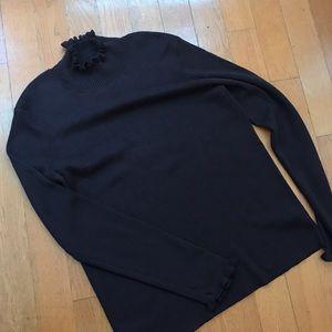 who what wear Sweaters - Who what wear mock neck xxl sweater plus size