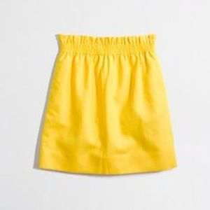 NEW J. Crew Factory City Mini Skirt