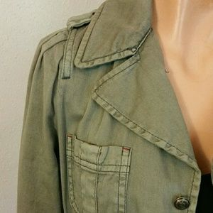 Ecote army jacket from UO