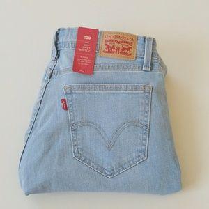Levi's Denim - NWT Levi's Curvy Bootcut Jeans