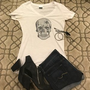 Kings of Cole Tops - Kings of Cole Skull shirt