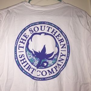 Tops - White Southern T-shirt