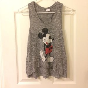 Disney Tops - Disney store Mickey tank