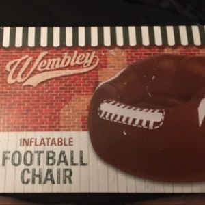 Wembley Other - Wembley inflatable football chair