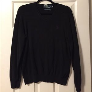 Polo by Ralph Lauren Other - Polo Ralph Lauren Men's V-Neck Banded Sweater