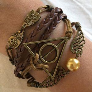 Ashley Bridget Jewelry - Five bracelets Wisdom Theme - BRAND NEW w/gift bag
