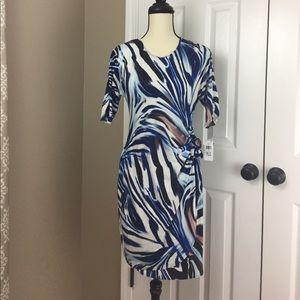 Robbie Bee Dresses & Skirts - Beautiful Women's Colorful Side-Tie Sheath Dress