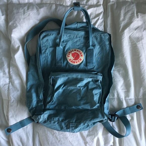 Kånken Backpack vinylon green