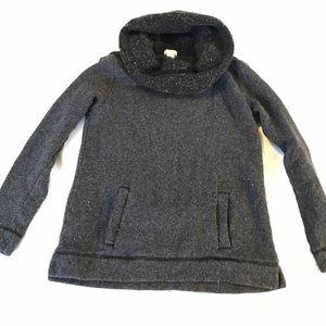 J. Crew Funnelneck Sweatshirt