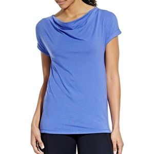 CALIA by Carrie Underwood Tops - NWT Calia by Carrie Underwood Cinch Back Tee