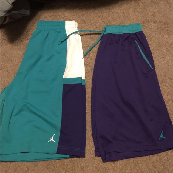 6b0412a7edb Air Jordan Shorts | Grape 5 Jordan | Poshmark
