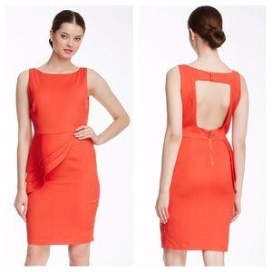 Alice + Olivia Dresses & Skirts - NWT Alice + Olivia Spelling Side Peplum Dress