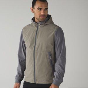 2HP ⭐️ Men's Lululemon ambo jacket water resistant