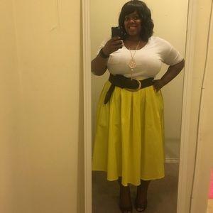 Eloquii Dresses & Skirts - Full Midi skirt