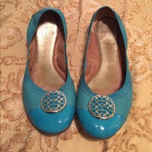 """Coach Shoes - Coach """"Deanna"""" Flat."""