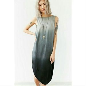 Urban Outfitters Dresses & Skirts - Ecote asymmetrical ombre dress