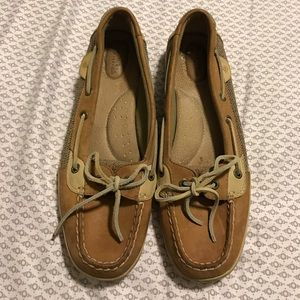 Sperry Top Sider angelfish boat shoes size 9