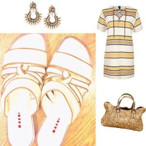 Marni sandals size 8.5