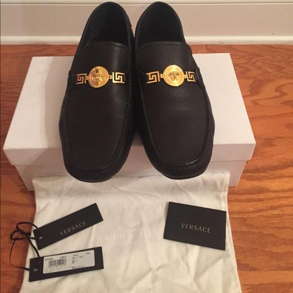 Versace Shoes | Versace Mens Shoe Size
