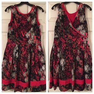 """Jessica Simpson Dresses & Skirts - Jessica Simpson """"Love Note"""" Fit and Flare Dress."""