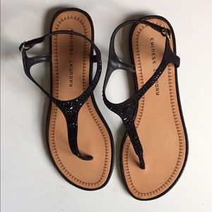 Chinese Laundry Shoes - Chinese laundry sandals new condition size 9