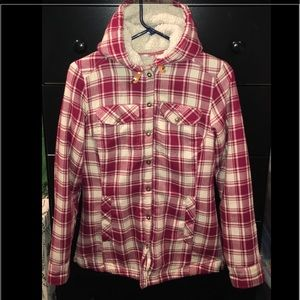 Craghoppers Jackets & Blazers - Craghoppers womens plaid  jacket. Very warm!