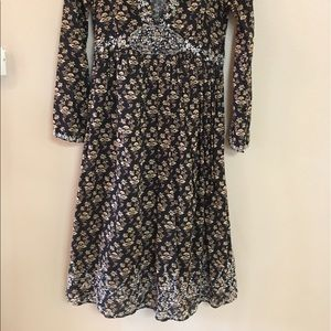 d19e1152fc rutzou Dresses - Rutzou embroidered   beaded floral dress