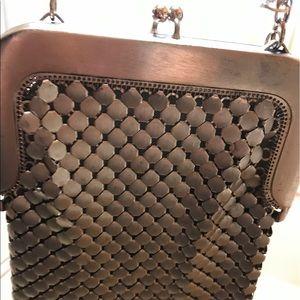 Handbags - Metal purse