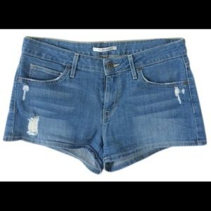 Rich & Skinny Pants - Rich & Skinny denim shorts