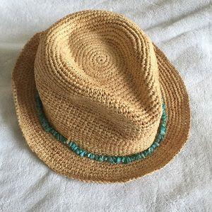 Melissa Odabash Accessories - Melissa Odabash summer fidora hat