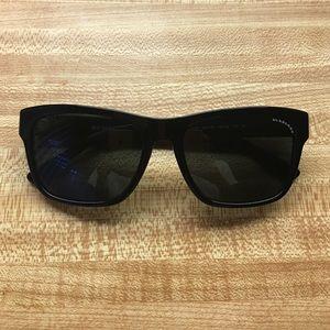 Burberry Authentic sunglasses/ Dark black lenses.