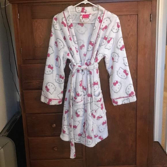 Hello Kitty Other - Women s hello kitty robe 61253385c3