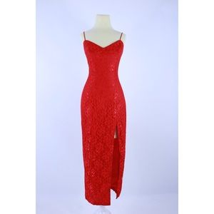 You In Red Dress