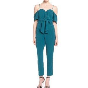 Storee Pants - Cold Shoulder Jumpsuit